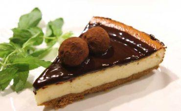 Vanilyalı Cheesecake Tarifi