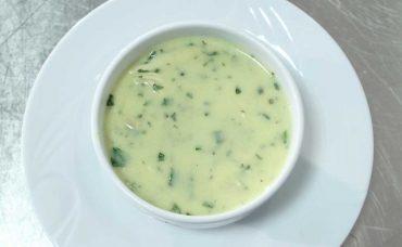 Naneli Tavuk Çorbası Tarifi