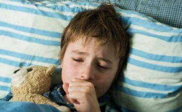 Çocuklarda Öksürük ve Nedenleri