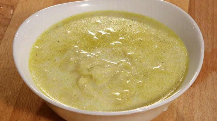Bulgurlu Lahana Çorbası Tarifi