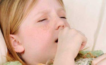 Çocuklarda Öksürük ve Alınabilecek Önlemler