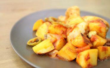 Patatesli Tavuk Yemeği Tarifi