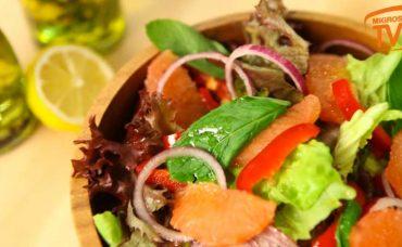 Greyfurtlu Salata Tarifi