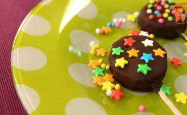 Çikolatalı Kivi Çubukları Tarifi