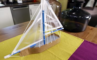 Gemi Maketi Yapımı