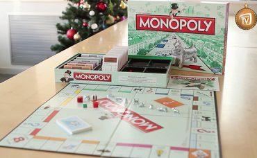 Yılbaşı Gecesi Monopoly Oynuyoruz