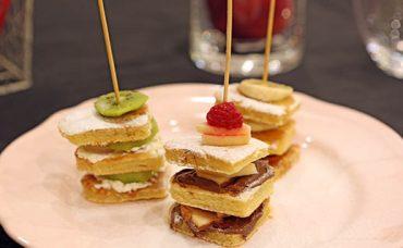Sandviç Pancake Tarifi