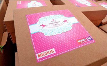 Migros'tan Sevgililer Günü Sürprizi