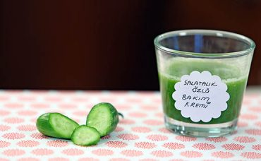Salatalıklı El Kremi Tarifi
