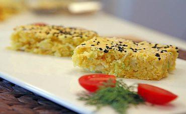 Pırasalı Mısır Unlu Çörek Tarifi