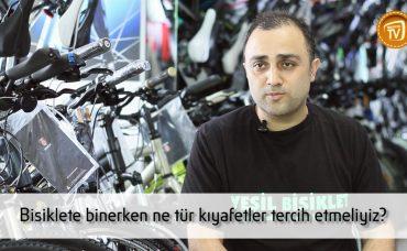 Bisiklete Binerken Ne Tür Kıyafetler Tercih Etmeliyiz?