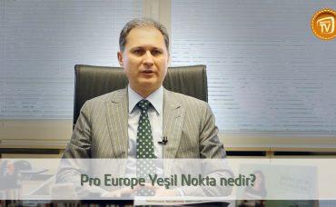 Pro-Europe Yeşil Nedir?