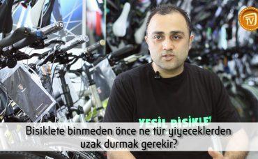 Bisiklete Binmeden Önce Ne Tür Yemeklerden Uzak Durulmalı?