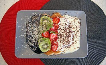 Belçika Usulü Çok Çikolatalı Waffle Tarifi