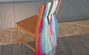 Düğün Sandalyesi Nasıl Süslenir?
