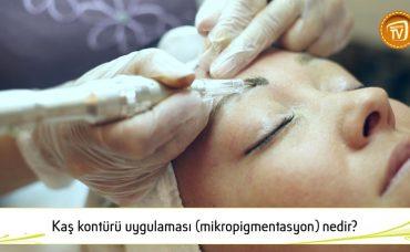 Kaş Kontürü Uygulaması, Mikropigmentasyon Nedir?