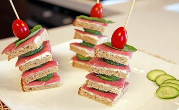 Mini Açık Sandviç Tarifi