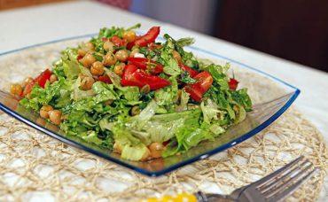 Doyurucu Öğün Salatası Tarifi