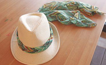 Hasır Şapkalarınızı Nasıl Süsleyebilirsiniz?