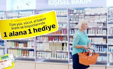 Migros İyi Gelecek Reklam Filmi; Kozmetik Kampanyası