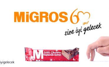 Migros İyi Gelecek Reklam Filmi; Çikolata Kampanyası