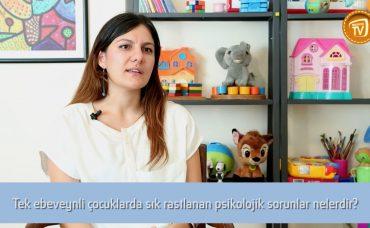 Tek Ebeveynli Çocuklarda Sık Rastlanan Psikolojik Sorunlar Nelerdir?