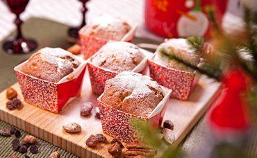 Kuru Meyveli Muffin Tarifi