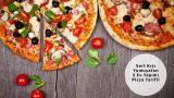 Sert Kışı Yumuşatan 5 Ev Yapımı Pizza Tarifi!