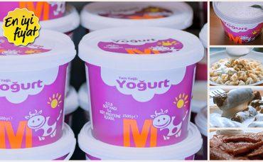 İyi Fiyat Cebinize İyi Gelecek: Migros Yoğurt