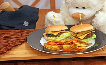 Ev Yapımı Hamburger Menü Tarifi