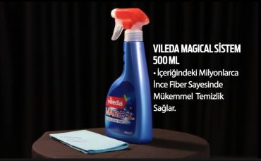 Vileda Magical Sistem 500ML