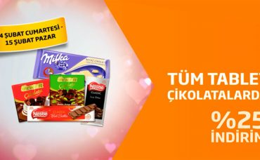 Migros Sevgililer Günü Çikolata Reklam Filmi