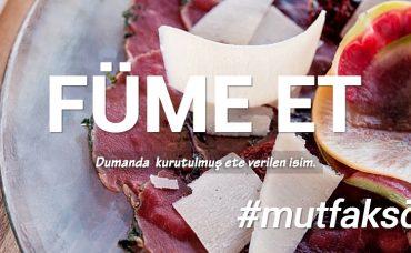 Füme Etli Wrap Tarifi