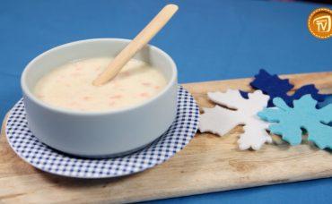 Devam Sütü ile Sebze Çorbası Tarifi