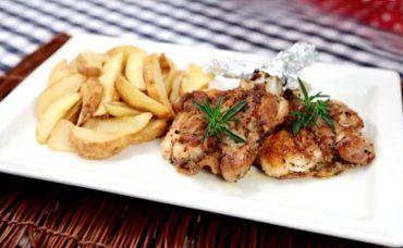 Tavuk Pirzola Tarifi