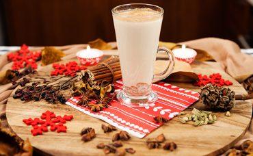 Baharatlı Sütlü Çay Tarifi