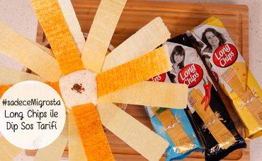 Long Chips ile Dip Sos Tarifi