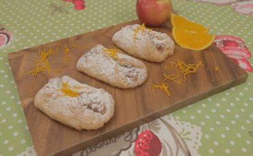 Elmalı Portakallı Kurabiye Tarifi