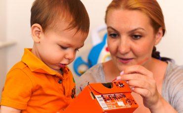 Bebeğinizle Oynayabileceğiniz Alternatif Oyunlar