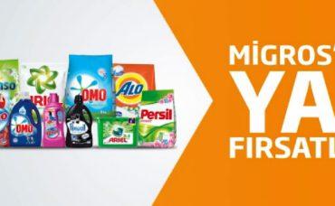 Migros'ta Yaz Fırsatları: Matik Deterjanlar
