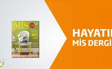 """""""Hayatım Mis"""" Dergisinin Yeni Sayısı Çıktı!"""