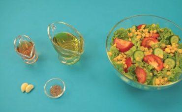 Sirkeli Salata Sosu Nasıl Yapılır?