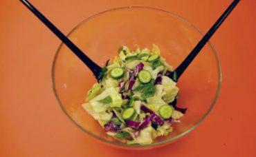 Salataların Daha Lezzetli Olması İçin Bunu Yapın!