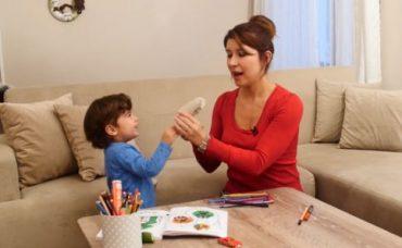 Bebekler İçin Baykuş Kuklası Nasıl Yapılır?