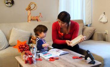 Bebeğinize Yılbaşı Hediyesi; Resim Çerçevesi