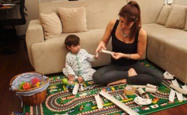 Bebekler İçin Evde Araba Pisti Nasıl Yapılır? (1. Bölüm)