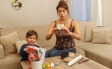 Bebekler İçin Dürbün Nasıl Yapılır?