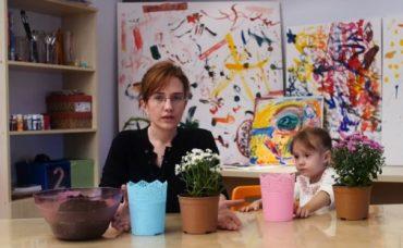 Çocuğunuzla Aktivite; Saksıya Çiçek Nasıl Ekilir?