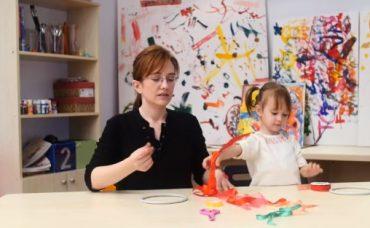 Çocuklar İçin Rüzgar Sihirbazı Nasıl Yapılır? (2. Bölüm)