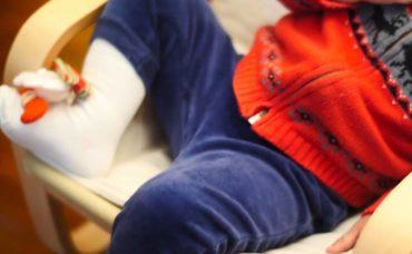 Bebek Çorabı Süsleme